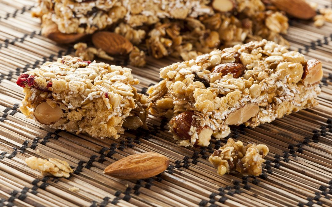 Simple Energy Bars for Busy Families