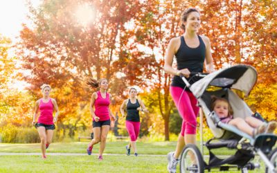 A Mom's Best Fitness Tool