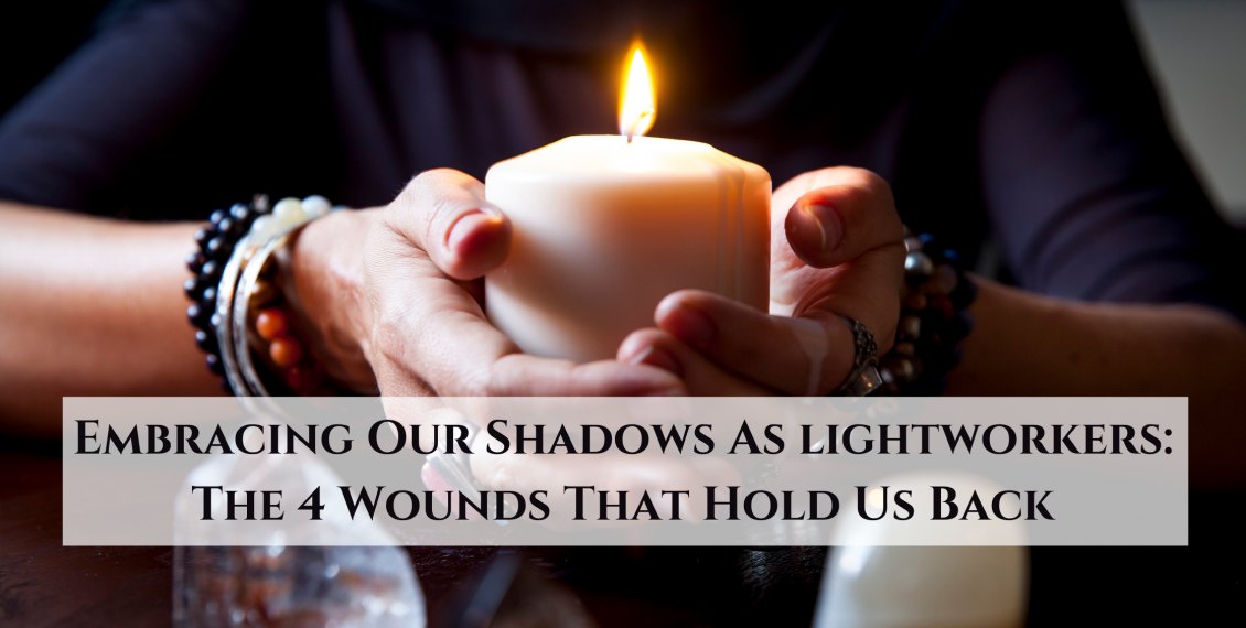Embracing Our Shadows As Lightworkers
